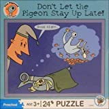 Don't Let the Pigeon Stay Up Late! Puzzle: 24 Pcs