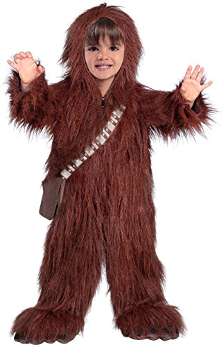 Princess Paradise Star Wars Premium Chewbacca Child's Costume, -
