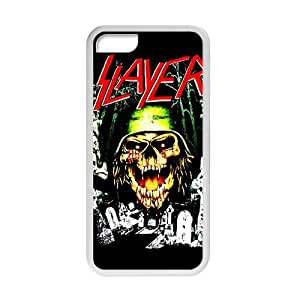 Rockband Modern Fashion Guitar hero and rock legend Phone Case for iPhone 5C(TPU)