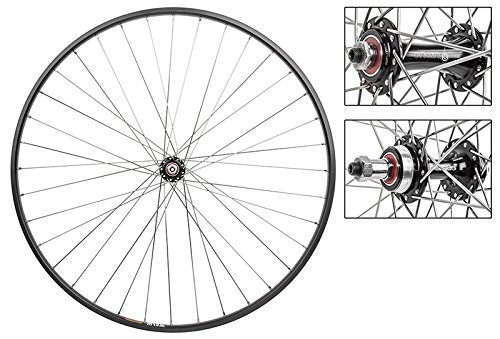 Sun M13 Road Wheel Set - 700c, 5/6/7-Speed FW, 36H, Black by WheelMaster