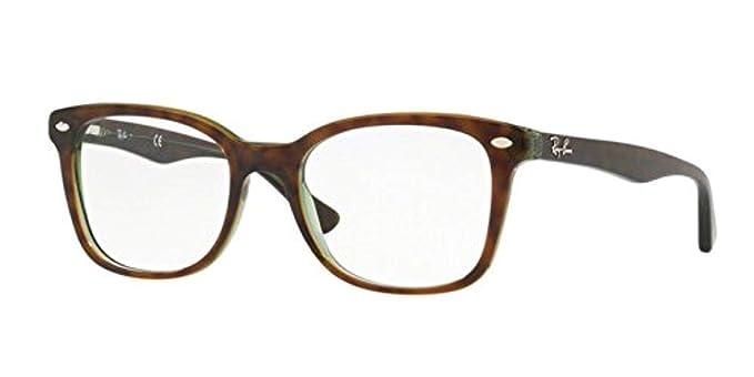 4e674333f9e22 Ray-Ban Unisex-Erwachsene Brillengestelle 0RX 5285 2383 53