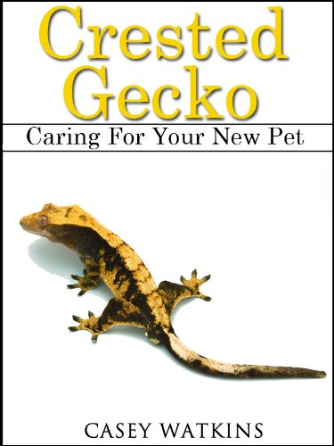 Crested Gecko Book - Crested Gecko: Caring For Your New Pet (Reptile Care Guides)