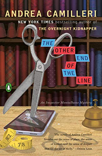 The Other End of the Line (An Inspector Montalbano Mystery Book 24) by [Camilleri, Andrea]