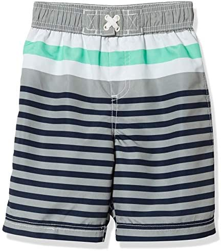 iXtreme Boys` Little Swim Trunks Quick Dry Board Shorts Mesh Lining