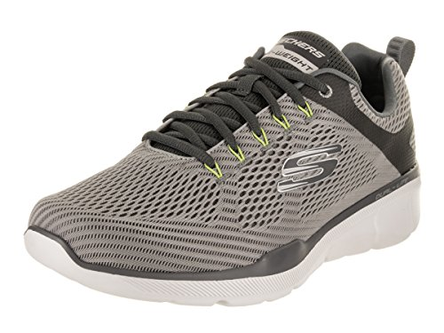 de Fitness Charcoal Equalizer Skechers Homme Chaussures Grey 0 3 T4R48xWI