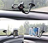 Wewdigi Universal car windshield holder support celular with Suction Mount Stand sucker suporte para For iphone 6 mobile phone GPS PDA