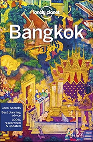 The Lonely Planet Bangkok (Travel Guide) travel product recommended by Jenny Terry on Lifney.