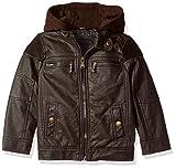 Urban Republic Baby Boys Ur Faux Leather Jacket фото