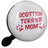 Small Bike Bell Dog & Cat Mom Scottish Terrier - NEONBLOND