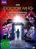 Doctor Who - Der erste Doktor: Das Kind von den Sternen (Digipack-Edition)