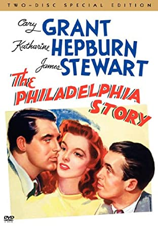Image result for the philadelphia story the movie poster