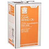 Bakers & Chefs Clear Frying Oil - 35 lbs. (pack of 3) A1