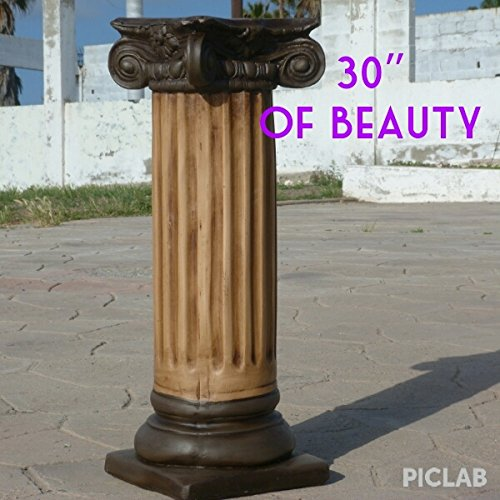 Greek Pedestal Column Art, Pillar platform for wedding de...