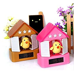Cuckoo Clock The Shooting Gun Alarm Clock For A Lazy Person The Lazy Bane
