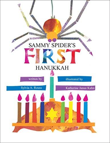 Sammy Spider's First Hanukkah (Sammy Spider's First - Chanukah Book