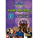 Standard Deviants School - No-Brainers on Public Speaking, Program 1 - Conquering Stage Fright