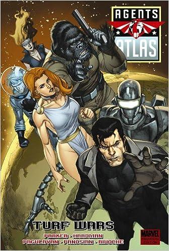 Book Agents of Atlas: Turf Wars
