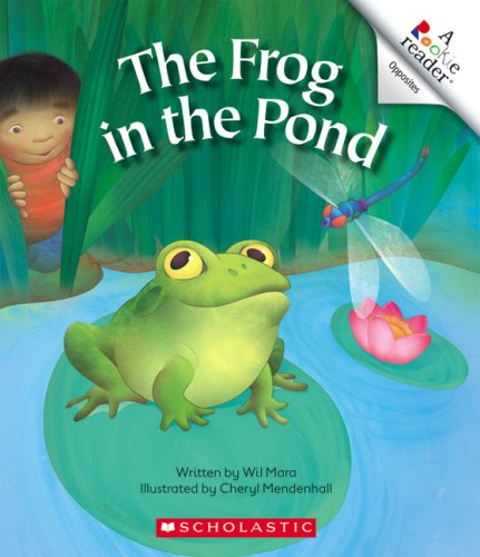 Download The Frog in the Pond (Rookie Readers) ebook