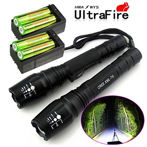 10000 Lumens Flashlight Battery Charger product image