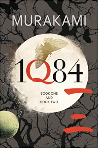 Image result for 1q84 book