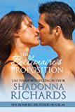 The Billionaire's Proposition (The Romero Brothers, Book 4)
