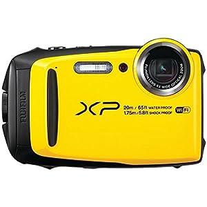 Fujifilm 16544125 16.4-Megapixel Finepix(r) Xp120 Digital Camera (yellow)