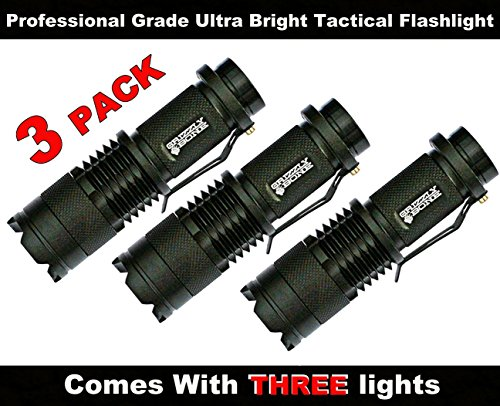 3-NEW-Professional-Grade-Ultra-Bright-Tactical-Flashlight-300-Lumen-LED-Water-Resistant-Zoomable-Spotlight-Best-Tool-For-Boy-Scouts-Bugout-Bag-Power-Outage-Great-Camping-Lantern-Outdoor-Survival-Gear
