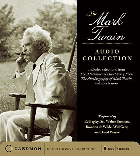 Mark Twain Audio CD Collection by Caedmon