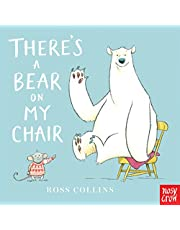 Save big on There's a Bear on My Chair. Discount applied in price displayed.