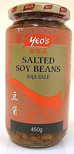 Salted Soy Beans - 15.9oz (Pack of 3)