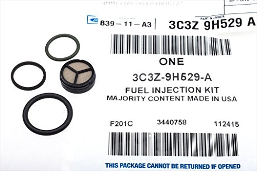 Kit Repair Fuel Regulator - Ford 3C3Z-9H529-A - KIT - FUEL INJECTION