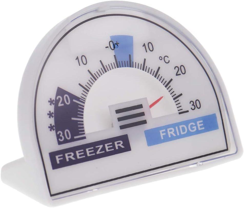 Termómetro para nevera o congelador con zonas de temperatura ...