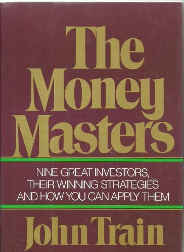 1980 Trains - The money masters by Train, John 1st edition (1980) Hardcover