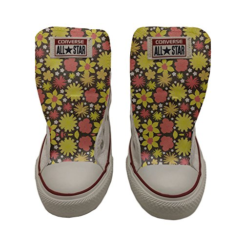 Customized Schuhe All Personalisierte Produkt Paisley Handwerk Hot Star Colore Converse qIEwOq