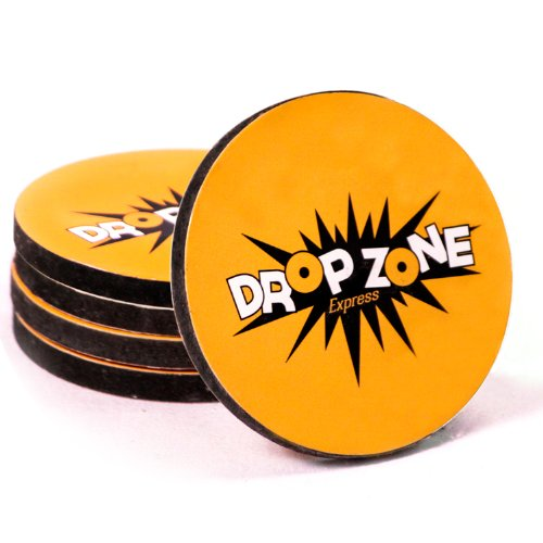 Brybelly Holdings GCVL-906 5 pack of replacement Drop Zone Express pucks from Brybelly Holdings