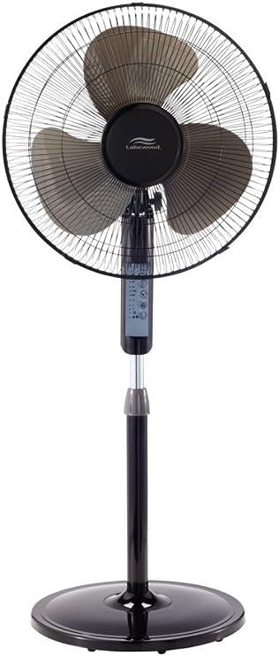 Lakewood LSF1610BR-BM - Ventilador de pie con mando a distancia ...