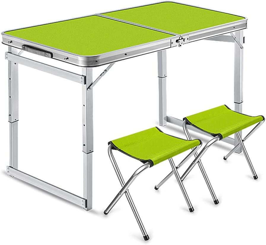 Online Goedkoopste Tafel Opvouwbare Tafel, Draagbare 1.2M-tafel voor Dineren In De Tuin, Buiten, Picknick En Kamperen Picknicktafels (Color : Style2) Style1 89Z1HcF