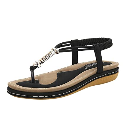 b3b324ef9b833 Amazon.com: Peigen Flip Flops Sandals,Sandals Summer Deals,Women's ...