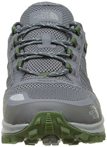 The North Face Litewave Fastpack Gtx, Botas de Senderismo para Hombre Gris (Zinc Greygreen)