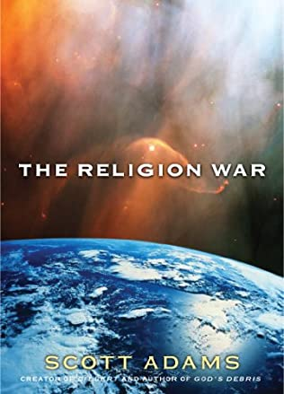 book cover of The Religion War