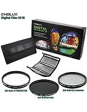 Emolux Digi 40,5mm Filtre Setleri