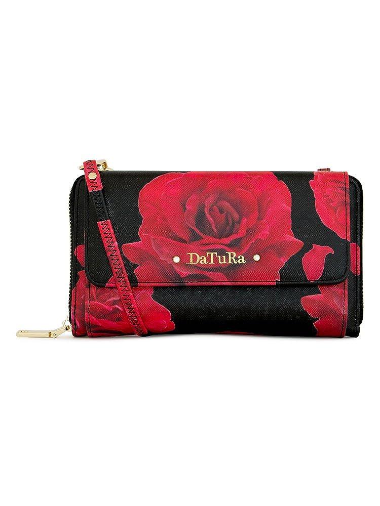 (ダチュラ) DaTuRa 長財布 DTR-4303 BARA B01M25KZEB  ブラック
