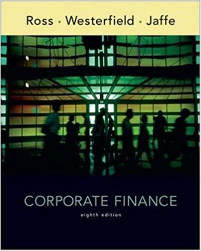 Amazon corporate finance 8th edition 9780073337180 stephen amazon corporate finance 8th edition 9780073337180 stephen ross randolph westerfield jeffrey jaffe books fandeluxe Images