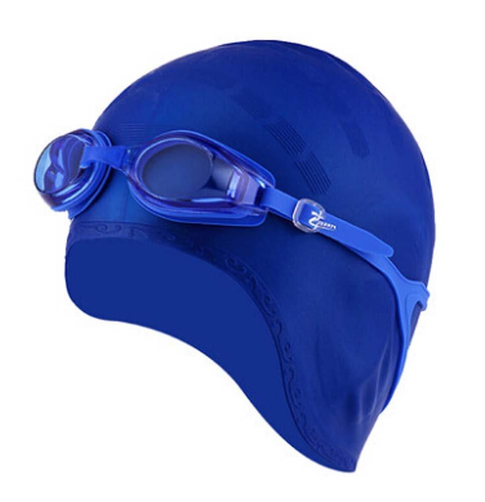 Blancho Mode Unisex Schwimmen-Kappe für Erwachsene