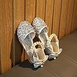 Little Girls Princess Shoes,Jchen Infant Kids