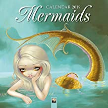 Mermaids 2019 Calendar