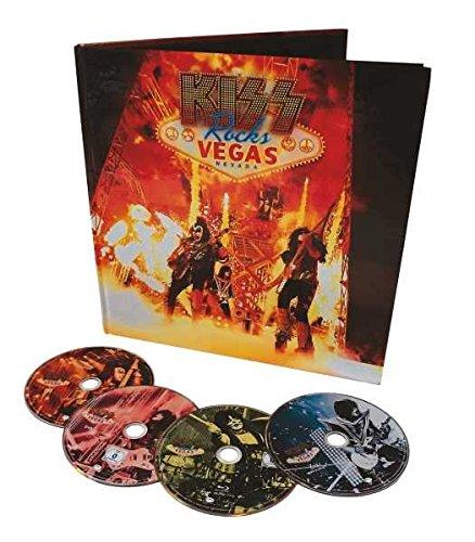 Kiss: Rocks Vegas - Live At The Hard Rock Hotel [DELUXE [DVD] [NTSC]