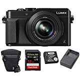 Panasonic LUMIX LX100 4K with Leica Lens (Black) & Panasonic Battery w/Charger Bundle Review
