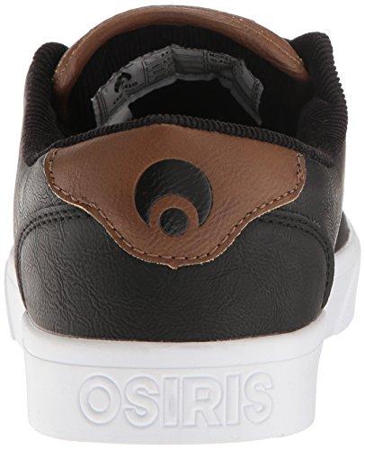 Osiris Slappy Vulc Black/White/Brown Black/White/Brown