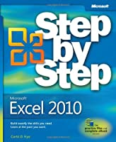 Microsoft Excel 2010 Step by Step Front Cover